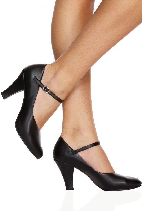 So Dance CH 53 Showgirl character shoe