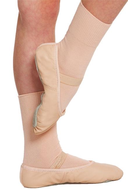 leather Capezio Daisy ballet shoes 205C
