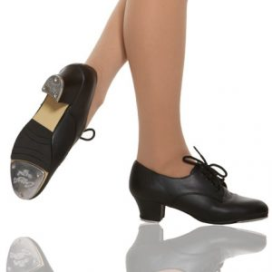Capezio heeled West End 2 Tap Shoe CG54