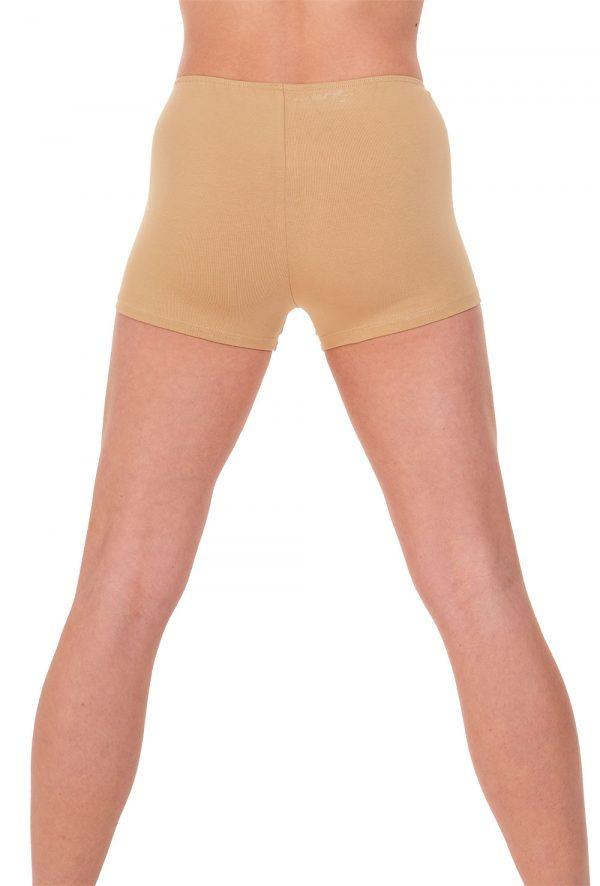 Ballet Rosa Elia Nude Dance Shorts