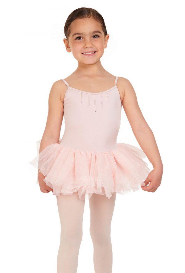 Mirella girls pink tutu