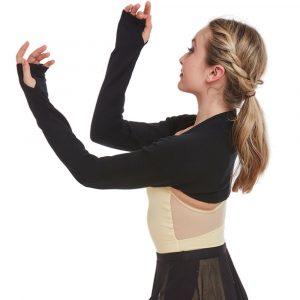 Mirella dance warm-up shrug