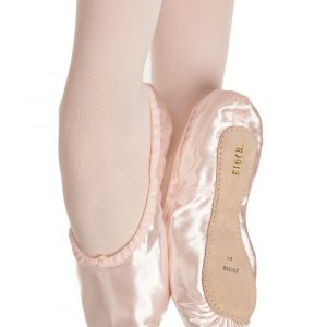 Bloch Debut I satin ballet shoe S0232