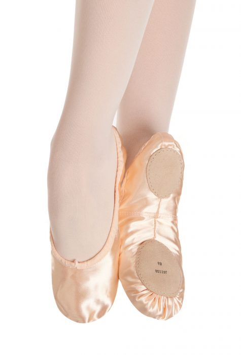 Bloch Prolite II satin ballet shoe S0238