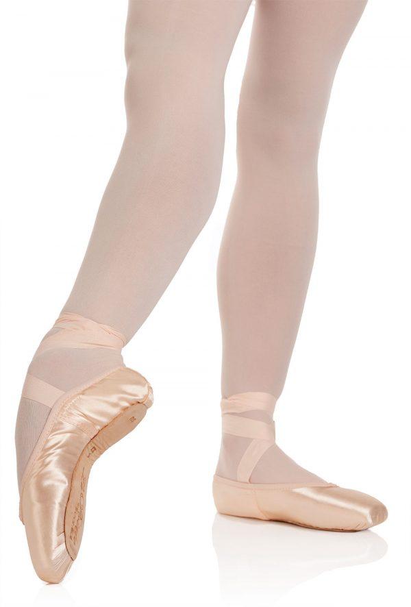 Wear Moi Soft Block demi pointe shoe ballet